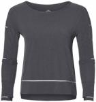 ASICS Damen Laufoberteil LITE-SHOW STRETCH TOP, Größe XS in Grau