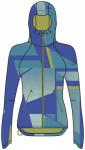 ASICS Damen Sportjacke fuzeX Packable, Größe L in Blau