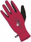ASICS Herren Laufhandschuhe Winter Performance Glove, Größe M in Rot
