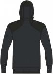 ASICS Herren Laufshirt / Sweatshirt  Thermopolis Hoodie, Größe S in Grau