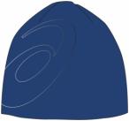 ASICS Herren LOGO BEANIE, Größe 1 in Blau