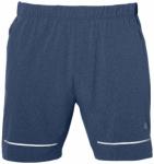 ASICS Herren Shorts LITE-SHOW 7IN, Größe S in Blau