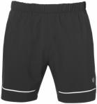 ASICS Herren Shorts LITE-SHOW 7IN, Größe L in Grau