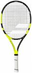 BABOLAT Kinder Tennisschläger Aero Junior 25 besaitet, Größe L0 in Schwarz