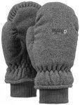 BARTS Kinder Handschuhe Fleece, Größe SIZE2 in Grau