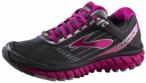 BROOKS Damen Laufschuhe / Trail Running Schuhe Ghost 9 GTX, Größe 38 in Grau