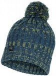 BUFF Bommelmütze Knitted & Polar Hat Idun in Blau