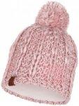 BUFF Bommelmütze Knitted & Polar Hat Liv in Pink