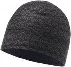 BUFF Herren THERMONET® HAT CUBIC GRAPHITE, Größe ONE SIZE in Schwarz