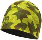 BUFF Mütze / Wendemütze Reversible Hat Block Camo Green, Größe 000