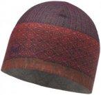 BUFF Mütze / Wendemütze Reversible Hat Yasmine Cru Multi in Rot