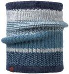 BUFF Schlauchschal Knitted Neckwarmer Comfort Borae in Blau