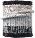 BUFF Schlauchschal Knitted Neckwarmer Comfort Borae in Grau