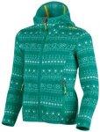 CMP Kinder Hoodie Fix Hood Jacket, Größe 152 in Blau