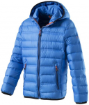 CMP Kinder Jacke BOY JACKET FIX HOOD, Größe 128 in Blau