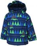 COLORKIDS Kinder Baby Skijacke Radioni, Größe 80 in Blau