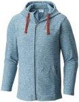 COLUMBIA Herren Pullover Arly Freeze Full Zip Fleece, Größe S in Blau