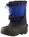COLUMBIA Kinder Stiefel Powderbug Plus II, Größe 12.5 in Blau