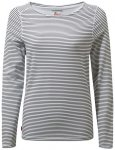 CRAGHOPPERS Damen Sweatshirt NosiLife Erin, Größe 38 in Schwarz