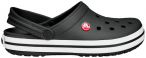 CROCS Crocband, Größe 45-46 in Black