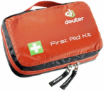 DEUTER Erste Hilfe Kit First Aid Kit in Rot