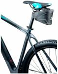 DEUTER Fahrradtasche Bike Bag Click I in Schwarz