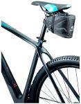 DEUTER Fahrradtasche Bike Bag Click II in Schwarz