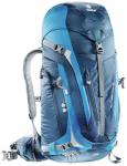 DEUTER Rucksack ACT Trail PRO 40 in Blau