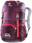 DEUTER Kinder Rucksack Junior in Rot
