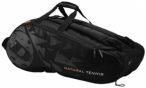 DUNLOP Tennistasche NT 12 Racket Bag in Schwarz