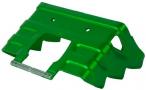 DYNAFIT Harscheisen 100 mm, Größe ONE SIZE in green