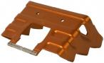 DYNAFIT Tourenset Crampons 100mm, Größe ONE SIZE in orange