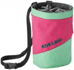 EDELRID Kleintasche Chalk Bag Splitter Twist, Größe - in granita