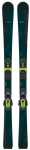 ELAN Herren All-Mountain Ski AMPHIBIO STI PS EL 10.0 GW, Größe 176 in Petrol/N