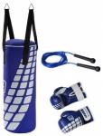 ENERGETICS Boxsack Box-Set Jr. FT  in Blau