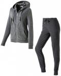 ENERGETICS Damen Sportanzug D-Tr-Anzug Doreen, Größe 42 in Grau