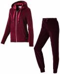 ENERGETICS Damen Sportanzug D-Tr-Anzug Doreen, Größe 36 in Rot
