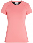ENERGETICS Damen T-Shirt Gamantha 3, Größe 38 in Rosa/Schwarz, Größe 38 in R