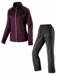 ENERGETICS Damen Trainingsanzug Bita + Berna UG, Größe 20 in Lila
