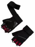 ENERGETICS Herren Handschuhe Fitness Guard, Größe S in Schwarz