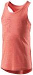 ENERGETICS Kinder Shirt Cillary 5, Größe 152 in Rot/Melange, Größe 152 in Ro