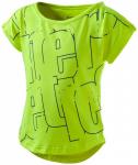 ENERGETICS Kinder Shirt Zarita, Größe 116 in Gelb