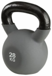 ENERGETICS Trainingshantel Kettlebell, Größe >28 in Grau