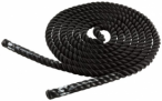 ENERGETICS   Schwungseil Battle Rope in Schwarz