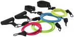 ENERGETICS Trainings-Set Fitness Tubes in Bunt