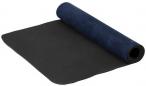 ENERGETICS Yogamatte Natural Rubber Pro in Blau