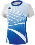 ERIMA Damen T-Shirt, Größe 38 in Blau