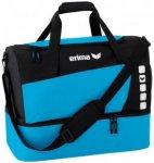 ERIMA Sporttasche mit Bodenfach, Größe M in Blau