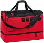 ERIMA Sporttasche mit Bodenfach, Größe L in Rot