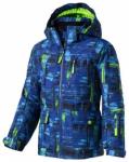 etirel Kinder Skijacke Ramon, Größe 116 in Blau